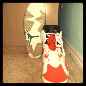 Gatorade Air Jordans
